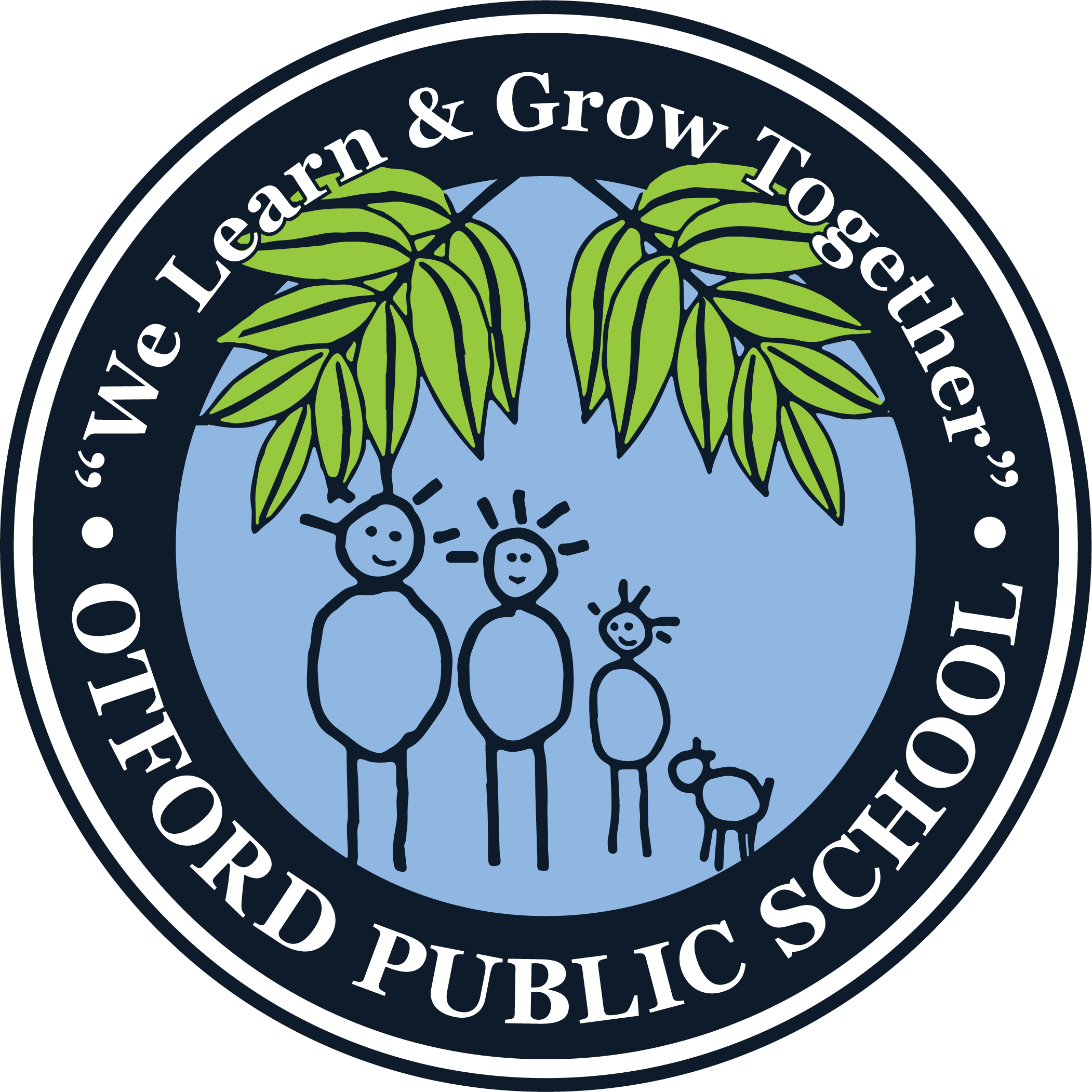 Otford Public School logo